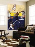 Portland Trail Blazers v Memphis Grizzlies: Armon Johnson, Darrell Arthur, Rudy Gay, Sam Young and  Wall Mural by Joe Murphy