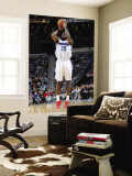 Charlotte Bobcats v New Orleans Hornets: Quincy Pondexter Wall Mural by Layne Murdoch