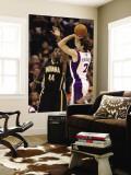 Indiana Pacers v Phoenix Suns: Goran Dragic and Solomon Jones Wall Mural by Christian Petersen