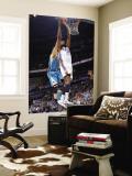 New Orleans Hornets v Oklahoma City Thunder: Kevin Durant and Jason Smith Wall Mural by Layne Murdoch