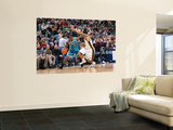 New Orleans Hornets v Utah Jazz: Chris Paul and Deron Williams Wall Mural by Melissa Majchrzak