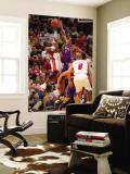 Phoenix Suns v Miami Heat: Dwyane Wade and Channing Frye Wall Mural by Victor Baldizon