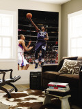 Memphis Grizzlies v Los Angeles Clippers: O.J. Mayo and Brian Cook Wall Mural by Noah Graham
