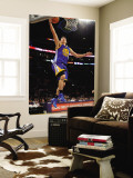 Golden State Warriors v Los Angeles Lakers: Jeremy Lin Wall Mural by Noah Graham
