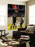 San Antonio Spurs v Golden State Warriors: Tim Duncan Wall Mural by Jed Jacobsohn