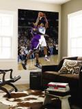 Sacramento Kings v New Orleans Hornets: David West and Jason Thompson Wall Mural by Layne Murdoch
