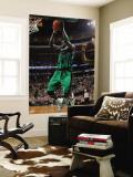 Toronto Raptors v Boston Celtics: Kevin Garnett Wall Mural by Brian Babineau