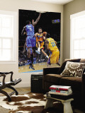 Oklahoma City Thunder v New Orleans Hornets: Marco Belinelli Wall Mural by Layne Murdoch