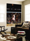 Cleveland Cavaliers  v Miami Heat: Antawn Jamison and Chris Bosh Wall Mural by Mike Ehrmann