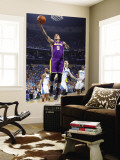 Los Angeles Lakers v New Orleans Hornets - Game Six, New Orleans, LA - APRIL 28: Matt Barnes and Ja Wall Mural by Layne Murdoch