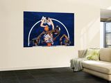 Charlotte Bobcats v Memphis Grizzlies: Darrell Arthur, Marc Gasol, Tyrus Thomas and Kwame Brown Wall Mural by Joe Murphy