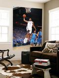 Dallas Mavericks v Oklahoma City Thunder - Game FourOklahoma City, OK - MAY 23: Kevin Durant and Ja Wall Mural by Joe Murphy
