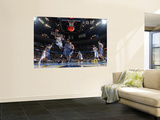 Charlotte Bobcats v Denver Nuggets, Denver - March 3: Nene Wall Mural by Garrett Ellwood