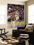 Minnesota Timberwolves v Golden State Warriors: Monta Ellis and Corey Brewer Wall Mural by Rocky Widner