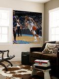 Sacramento Kings v New Orleans Hornets: Marcus Thornton Wall Mural by Layne Murdoch