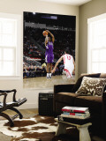Sacramento Kings v Houston Rockets: Luther Head and Kevin Martin Wall Mural by Bill Baptist