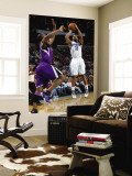 Sacramento Kings v New Orleans Hornets: Willie Green and Carl Landry Wall Mural by Layne Murdoch