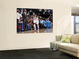 New Orleans Hornets v Dallas Mavericks: Jason Terry Wall Mural by Layne Murdoch