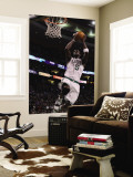 Denver Nuggets v Boston Celtics: Kevin Garnett Reproduction murale géante par Elsa Unknown