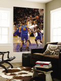 Golden State Warriors v Los Angeles Lakers: Kobe Bryant Wall Mural by Noah Graham
