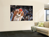 Milwaukee Bucks v Denver Nuggets: Carmelo Anthony Wall Mural by Garrett Ellwood