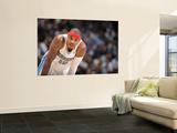 Milwaukee Bucks v Denver Nuggets: Carmelo Anthony Wall Mural by Garrett Ellwood