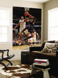 Denver Nuggets v Charlotte Bobcats: Dominic McGuire and Nene Wall Mural by Brock Williams Smith