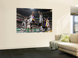 Los Angeles Lakers v Memphis Grizzlies: Kobe Bryant and Tony Allen Wall Mural by Joe Murphy