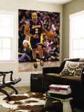 Los Angeles Lakers v Los Angeles Clippers: Derek Fisher Wall Mural by Stephen Unknown