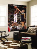 Utah Jazz v Los Angeles Clippers: Al-Farouq Aminu and Andrei Kirilenko Wall Mural by Noah Graham