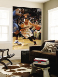 Washington Wizards v Charlotte Bobcats, Charlotte, NC - January 8: D.J. Augustin Wall Mural by Brock Williams-Smith