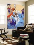 New York Knicks v Denver Nuggets: Carmelo Anthony and Danilo Gallinari Wall Mural by Garrett Ellwood