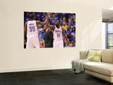 Memphis Grizzlies v Oklahoma City Thunder - Game Seven, Oklahoma City, OK - MAY 15: Kevin Durant an Wall Mural by Ronald Martinez