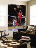 Chicago Bulls v Denver Nuggets: C.J. Watson Wall Mural by Garrett Ellwood