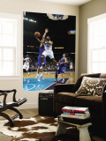 Dallas Mavericks v New Orleans Hornets: Willie Green and Dirk Nowitzki Wall Mural by Chris Graythen