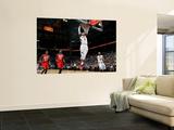 New Jersey Nets v Atlanta Hawks: Josh Smith, Jamal Crawford, Anthony Morrow and Johan Petro Wall Mural by Kevin Cox