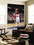Chicago Bulls v Atlanta Hawks - Game Four, Atlanta, GA - MAY 8: Carlos Boozer and Zaza Pachulia Wall Mural by David Dow