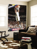 New Jersey Nets v Utah Jazz: Ronnie Price Wall Mural by Melissa Majchrzak