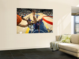 Detroit Pistons v Memphis Grizzlies: Sam Young, Ben Wallace and Jason Maxiell Wall Mural by Joe Murphy