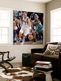 New Orleans Hornets v Dallas Mavericks: Jason Kidd and Chris Paul Wall Mural by Glenn James