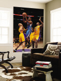 New Orleans Hornets v Los Angeles Lakers - Game Five, Los Angeles, CA - April 26: Chris Paul, Derek Wall Mural by Unknown Unknown