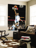 San Antonio Spurs v New Orleans Hornets: Marcus Thornton Wall Mural by Chris Graythen