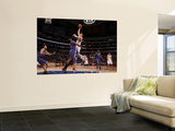 New York Knicks v Los Angeles Clippers: Blake Griffin and Ronny Turiaf Wall Mural by Noah Graham