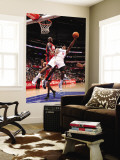 New Jersey Nets v Los Angeles Clippers: Eric Bledsoe and Travis Outlaw Wall Mural by Noah Graham