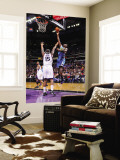 New Orleans Hornets v Sacramento Kings: Emeka Okafor and DeMarcus Cousins Wall Mural by Rocky Widner