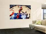Chicago Bulls v Atlanta Hawks - Game Three, Atlanta, GA - MAY 6: Jeff Teague Wall Mural by Kevin Cox