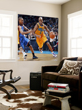 Oklahoma City Thunder v New Orleans Hornets: Jarrett Jack Wall Mural by Layne Murdoch