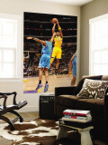 New Orleans Hornets v Los Angeles Lakers - Game Five, Los Angeles, CA - April 26: Kobe Bryant Wall Mural