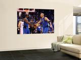 Dallas Mavericks v Oklahoma City Thunder - Game ThreeOklahoma City, OK - MAY 21: Wall Mural by Christian Petersen