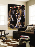 Memphis Grizzlies v Phoenix Suns: Rudy Gay and Xavier Henry Wall Mural by  Christian
